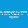 Basics of Investing in Stock Market